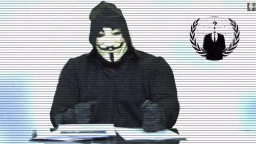 Anonymous Warning To Obama