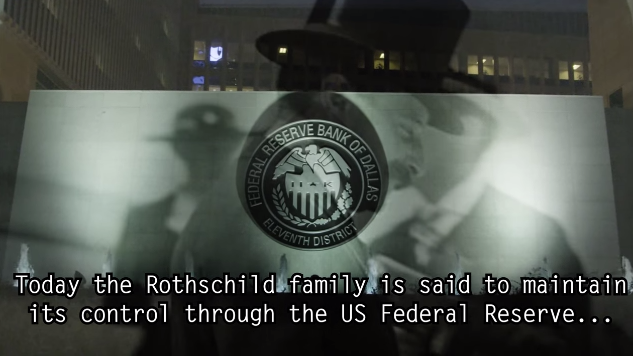 The 5 Families That Control The World