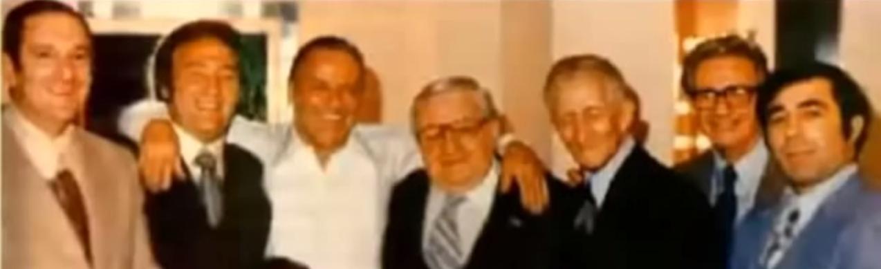 """""""Vatican runs the Mafia"""""""