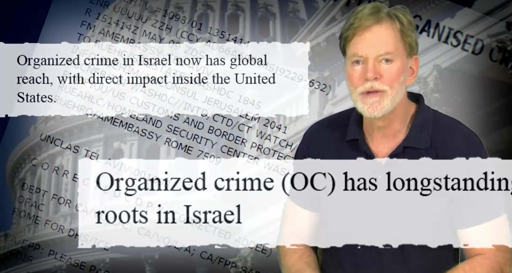 Israel: The Promised Land of Organized Crime