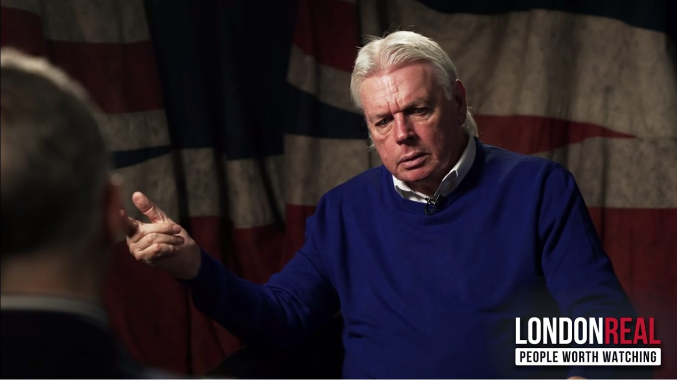 THE TRUTH ABOUT MONEY - David Icke | London Real